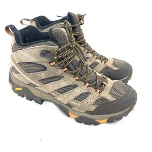 Merrell Pulse II Vibram Waterproof Hiking Boots